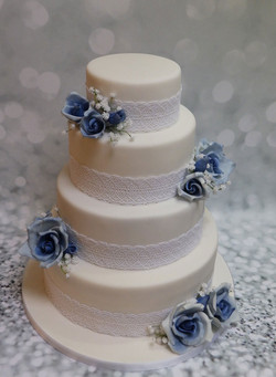 Customised Wedding Cake Bristol