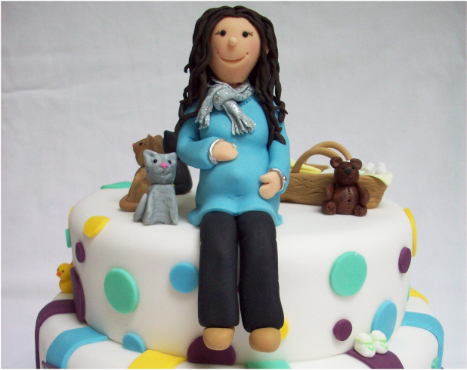 Cake Toppers of People & Pets