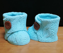 Baby bootees