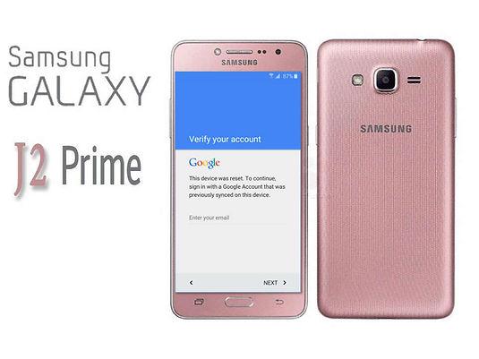 Cara Remove Google Account Samsung J2 Prime remove google