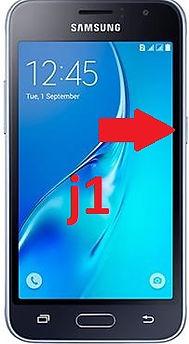 Hard Reset Samsung Galaxy J1 – Grcija