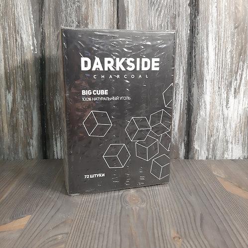 Уголь для кальяна Dark Side 25мм 72шт