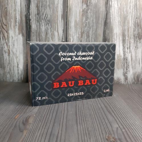 Уголь для кальяна Bau Bau 25мм 72шт