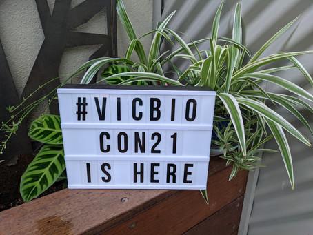 VicBioCon in a virtual world