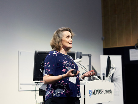 Sustainability, scicomm and species management: Reflecting on the Victorian Biodiversity Conference