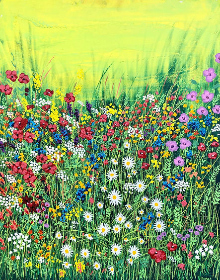Vincent Smith Art - Marlay Wildflowers 3