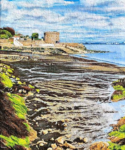 Vincent Smith Art - Martello Seapoint I.