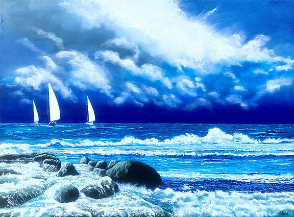 Vincent Smith Art - Four Seasons - Ref 4