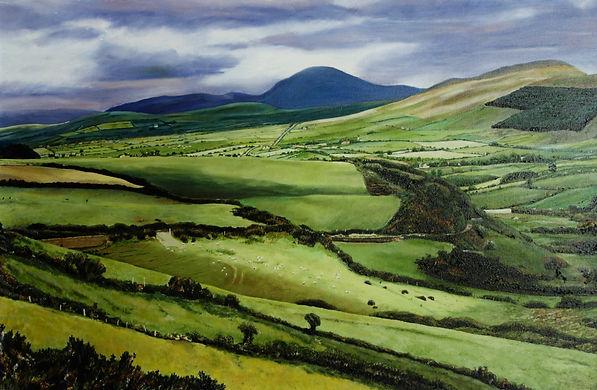 Vincent Smith Art - Green Pastures