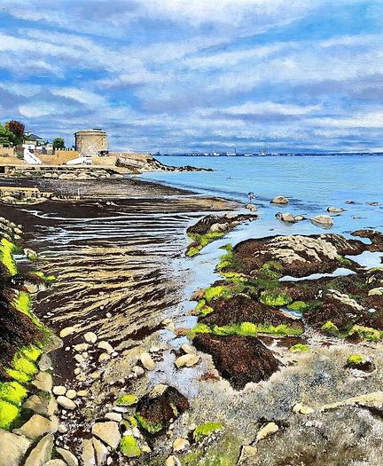 Vincent Smith Art - Martello Seapoint II