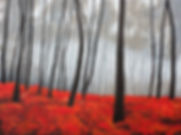 Vincent Smith Art - Autumn Forest No. 2