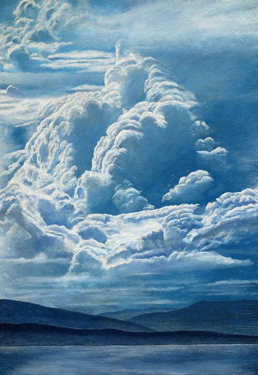 Vincent Smith Art - Storm Clouds