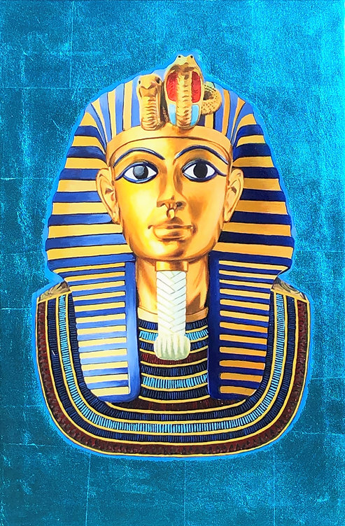 Vincent Smith Art - Tutankhamun 1.jpg