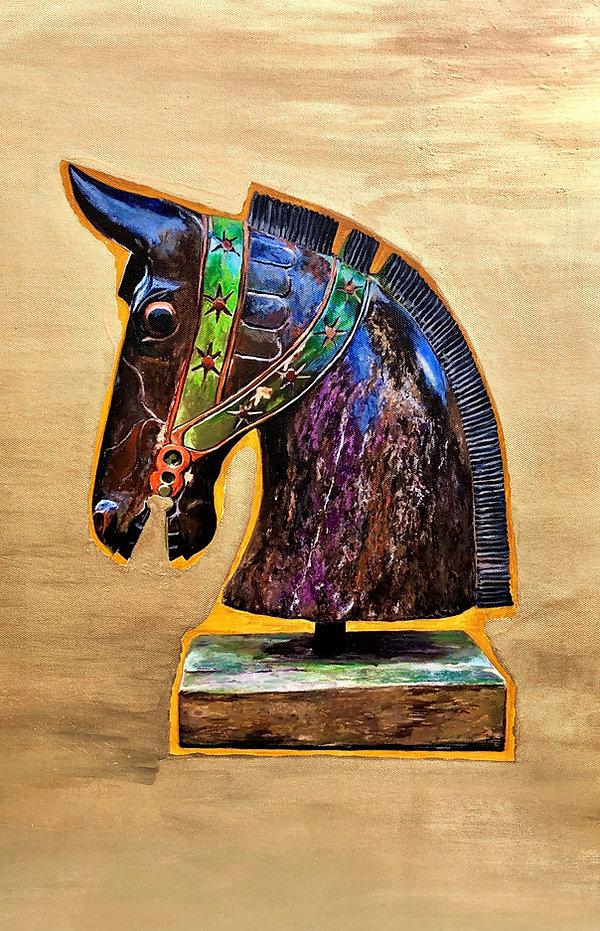 Vincent Smith Art - Equus Solus II V2 (2