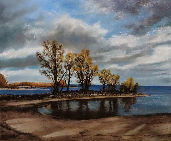 Vincent Smith Art - Safe Harbour