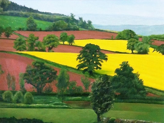 Vincent Smith Art - Ready for the Harvest