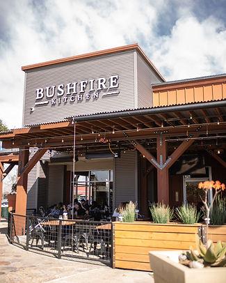 Bushfire Kitchen location