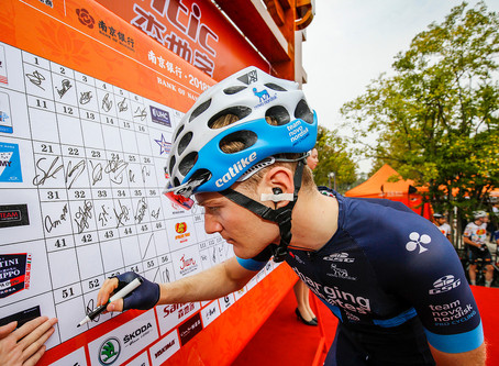Tour of Taihu Lake Teil 1