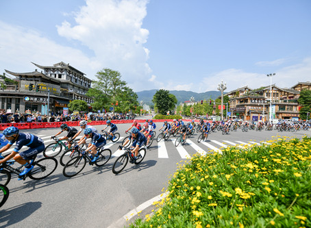 Tour of China 2 - Wiederum gute Teamleistungen