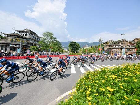 Tour of China 2 - Wiederum gute Teamleistungen