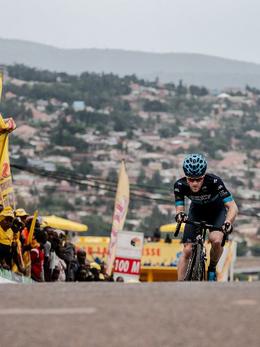 Zürchsee-Zeitung Artikel Tour du Rwanda
