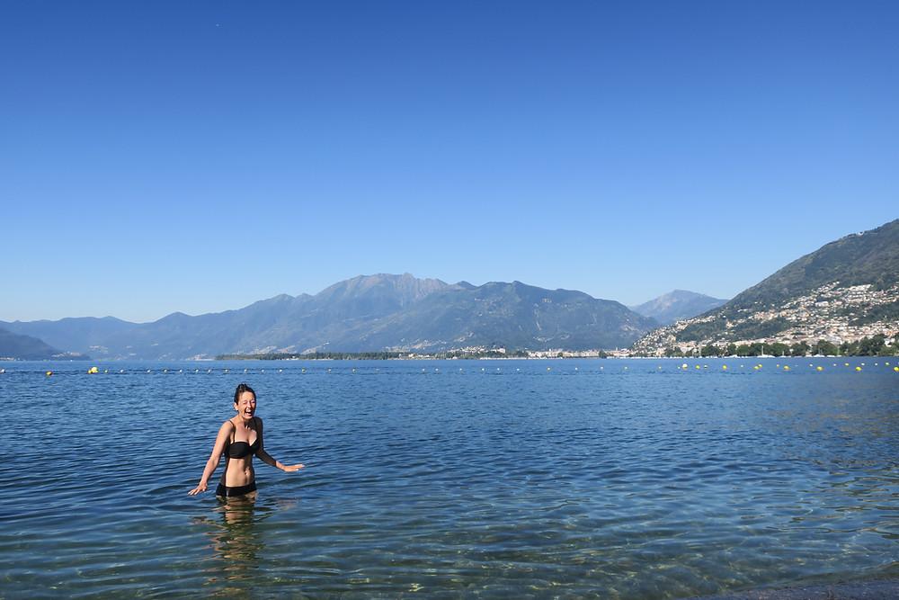Resi im Lago Maggiore