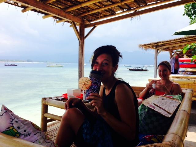 Paradies auf Gili Islands