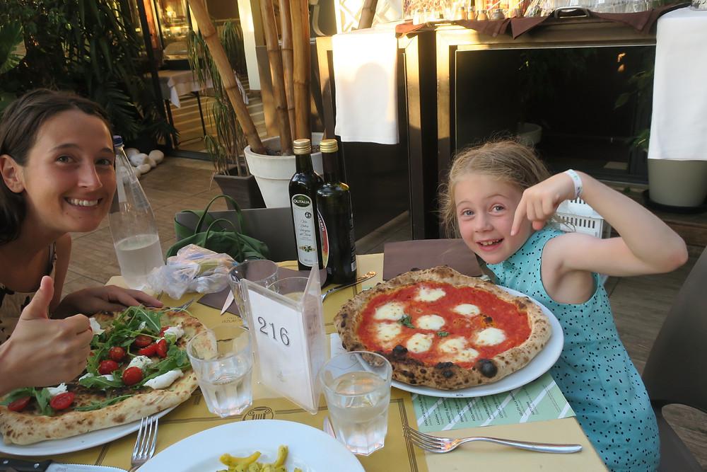 Anna und Resi in Italien