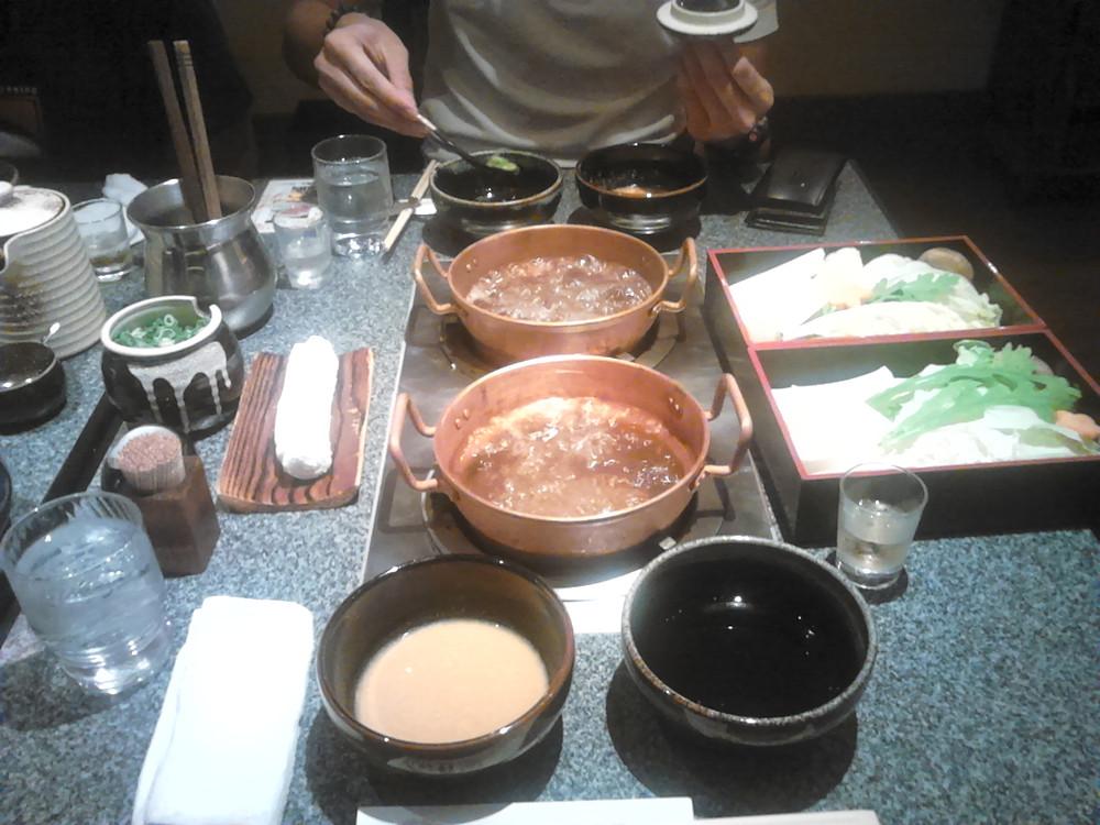 Hot Pot darf in der koreanischen Küche nicht fehlen