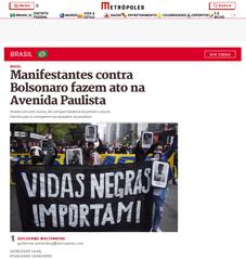 20200614_Manifestantes contra Bolsonaro
