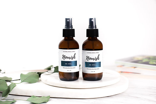 Be Well Immunity Boosting Spray