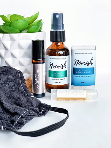 MASKNE Relief Bundle