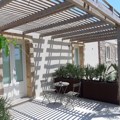 patio privato