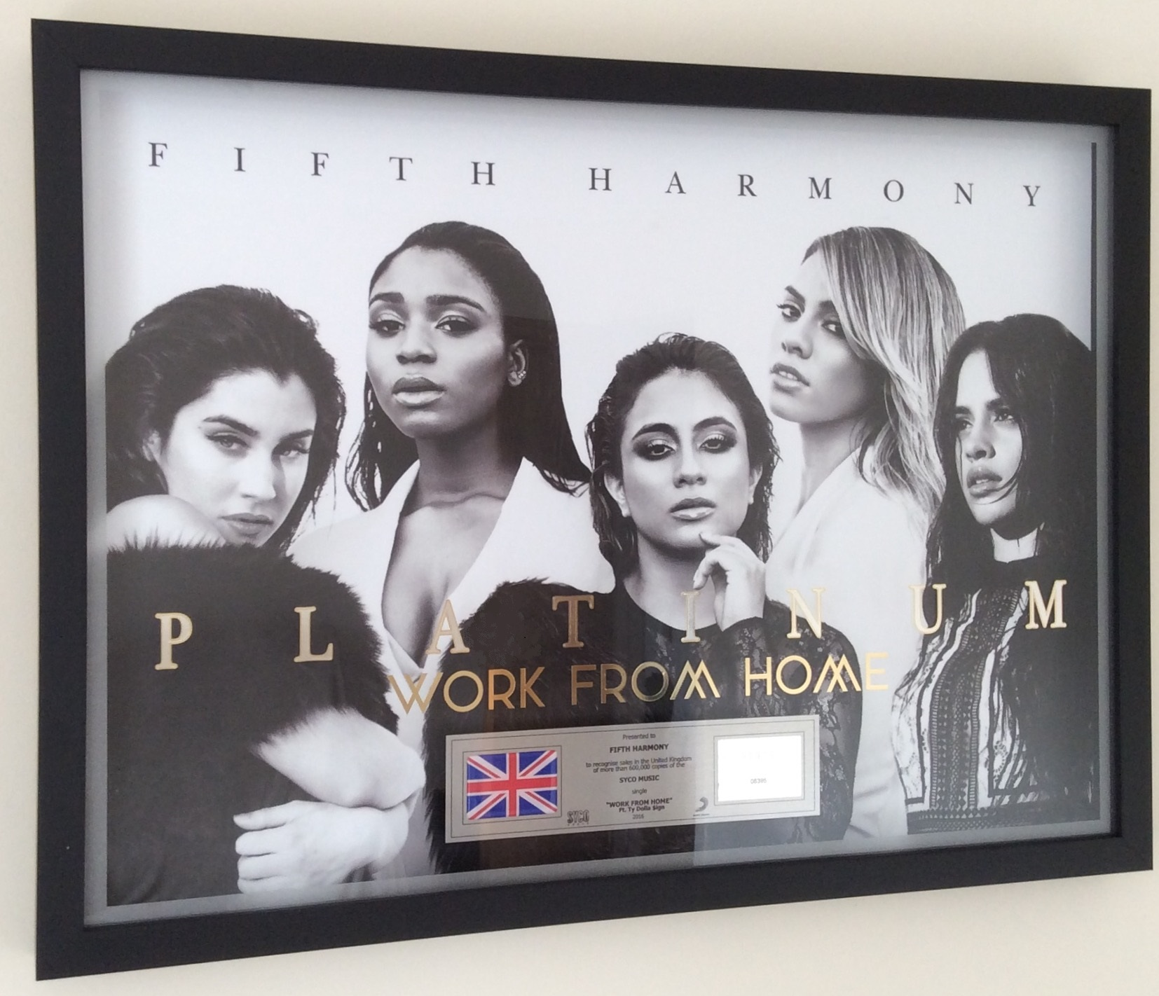 Fifth Harmony 500x700mm
