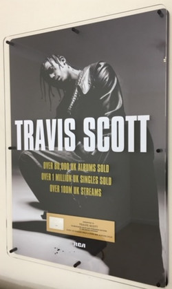 Travis Scott 600x800mm