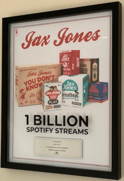 Jax Jones 400x500mm