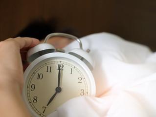 Tips para un buen sueño