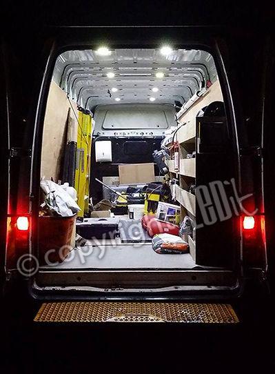 Large van LED kit