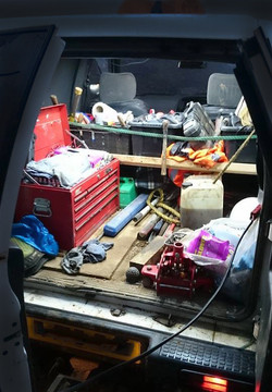Medium Van kit