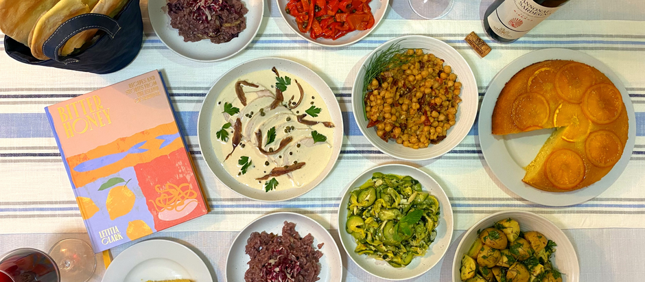 Dinner in Sardegna