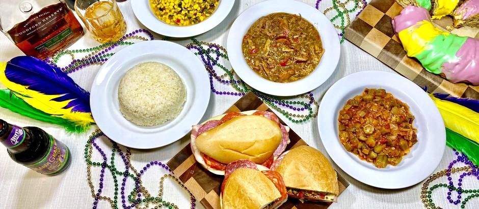 2.14.2021 Dinner in New Orleans