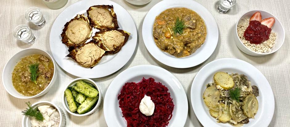 1.24.2021 Dinner in St. Petersburg