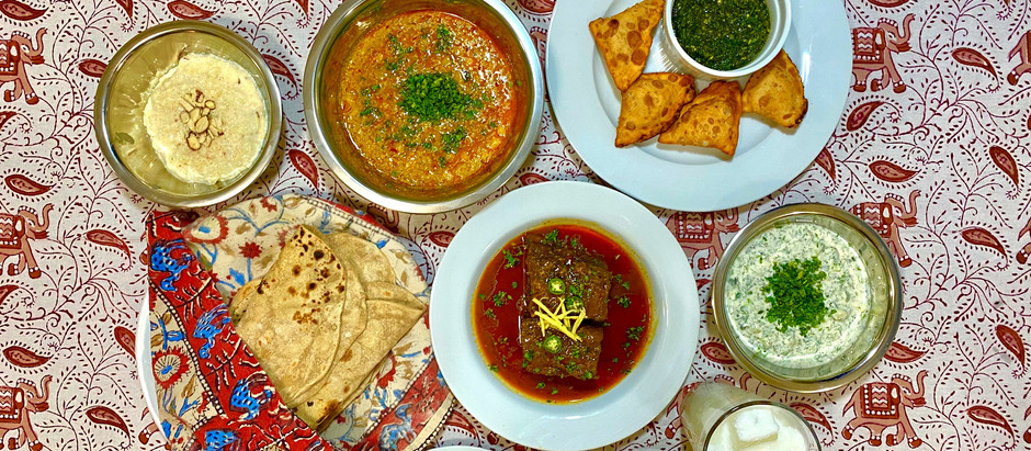 Dinner in Lahore