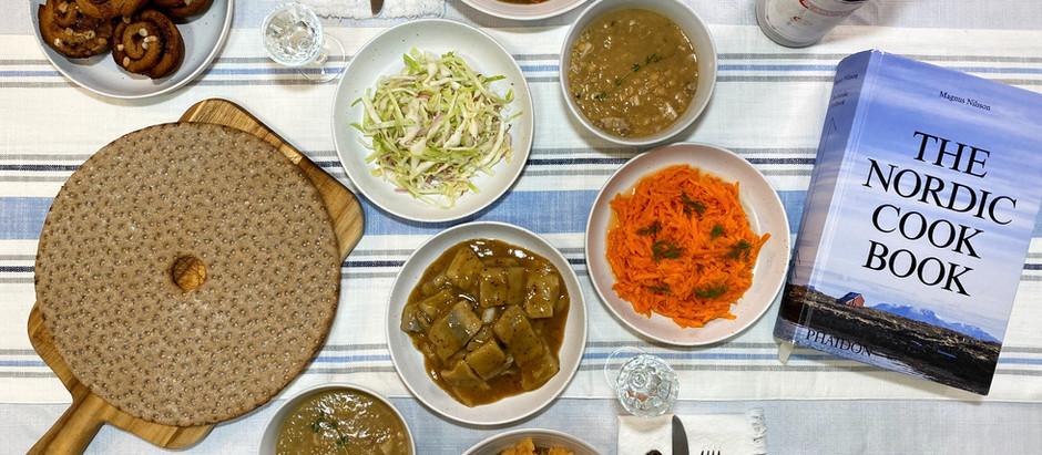 Dinner in Stockholm