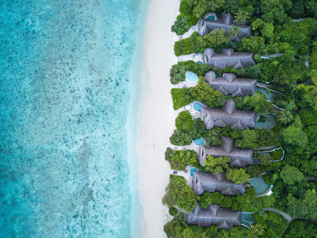 Soneva Fushi is set to introduce the first ever pop-up bookshop to the shores of the Maldives.