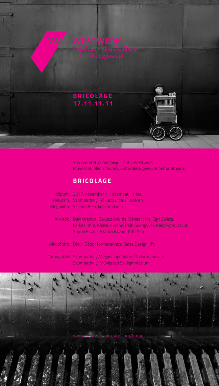 BRICOLAGE 17.11.11.11.