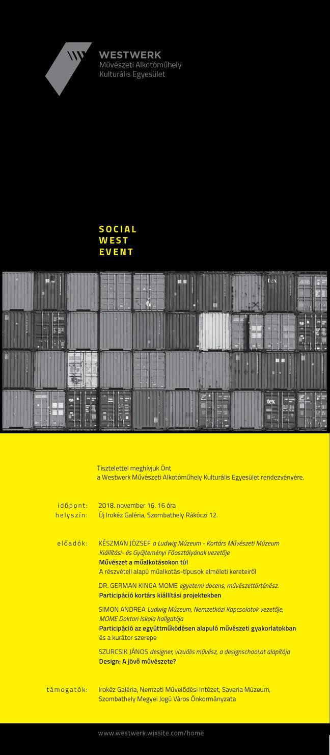 SOCIAL WEST EVENT