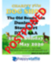 Microsoft Word - Dog Show poster Old Bea