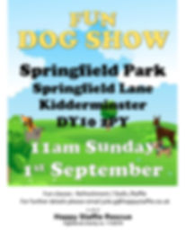 Microsoft Word - Dog Show poster 2019 Se