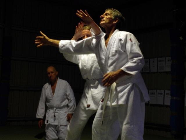 Technique par Judith Dunn sur Dominique Perrotin spectateur Malcol Barrett.jpg
